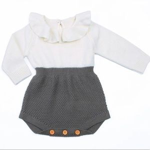 Other - Cotton Blend Baby Romper